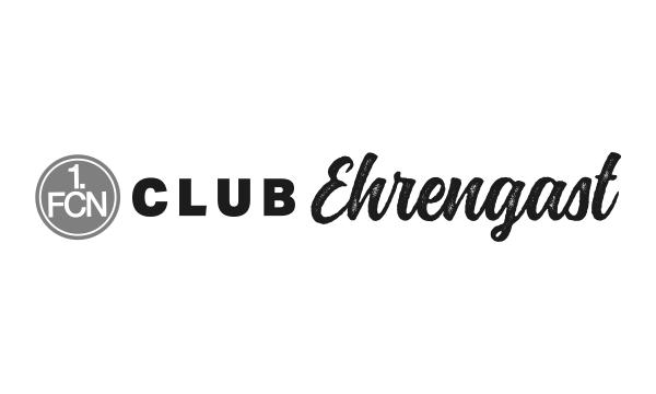 EMS GmbH Nuernberg I 1. FCN Club Ehrengast